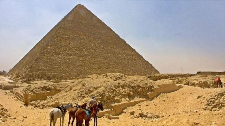 Sepuluh hal tentang orang Mesir kuno yang bisa kita pelajari dari piramida