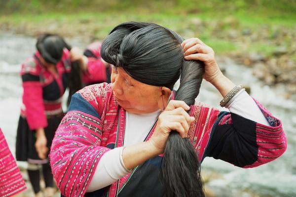 Tak heran Yao menjadi desa pertama dunia dengan rambut wanita terpanjang dunia. (Getty Images/iStockphoto)