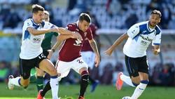 Torino Vs Atalanta: La Dea Menang 4-2 di Laga Pertamanya