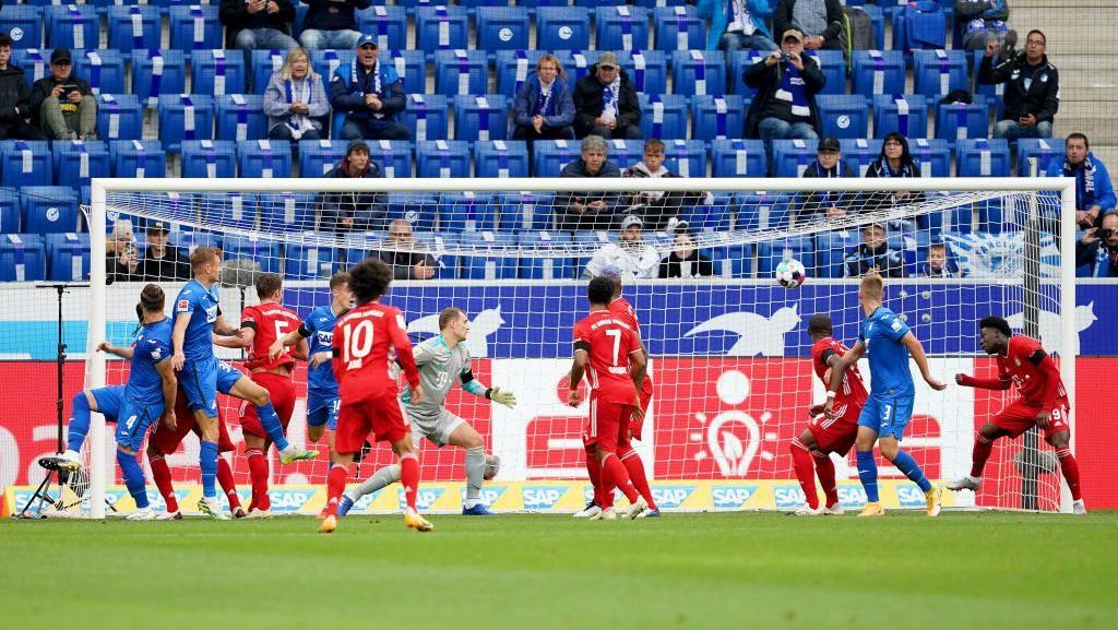 Hoffenheim Vs Bayern: Die Roten Takluk 1-4