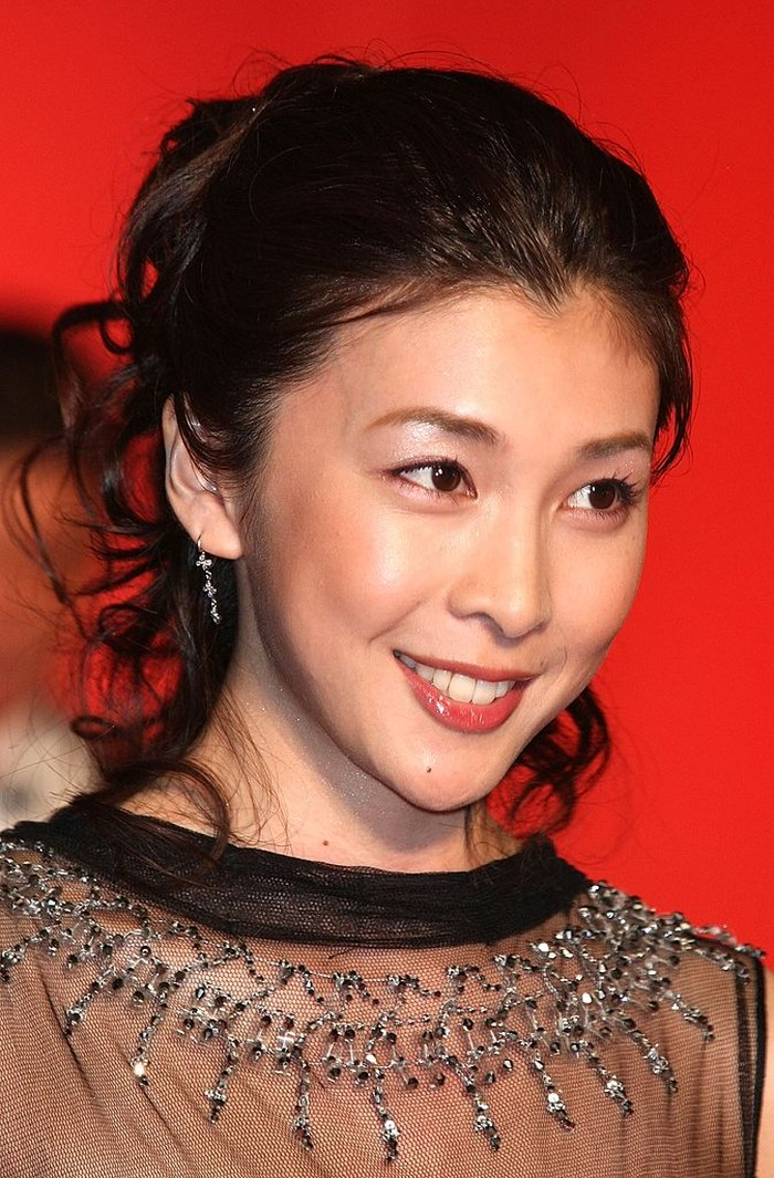 TOKYO, JAPAN - OCTOBER 22:  Actress Yuko Takeuchi attends the opening ceremony of the Tokyo International Film Festival 2015 at Roppongi Hills on October 22, 2015 in Tokyo, Japan.  (Photo by Koki Nagahama/Getty Images)