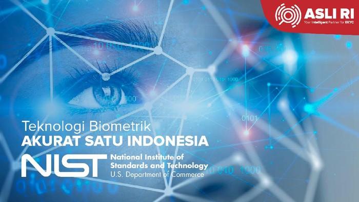 Teknologi biometrik besutan perusahaan Indonesia, PT Akurat Satu Indonesia (Akurat Satu) berhasil menembus ranking 25 besar dengan algoritma tercepat dan terakurat di dunia.