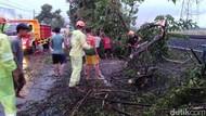 Jebol Disapu Angin Kencang, Atap Rumah Warga Bojonegoro Diganti Terpal