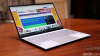 Review Asus Zenbook 14, Partner Asik untuk WFH