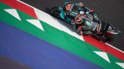 Komentar Marquez Bantu Quartararo Juara di MotoGP Catalunya?