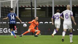 Video Sengit! Hujan 7 Gol Saling Balas Inter Vs Fiorentina