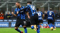 Data-Fakta di Balik Drama 7 Gol Inter Vs Fiorentina