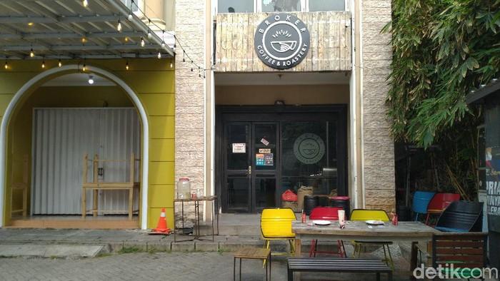 Kafe di Bekasi disegel usai viral ramai pengunjung joget