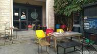 Penampakan Kafe di Bekasi yang Disegel Usai Viral Pengunjung Ramai Joget