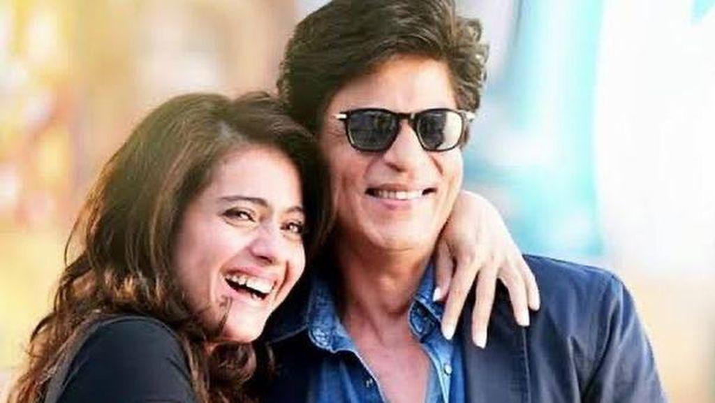 Patung Shah Rukh Khan dan Kajol Akan Dipajang di London