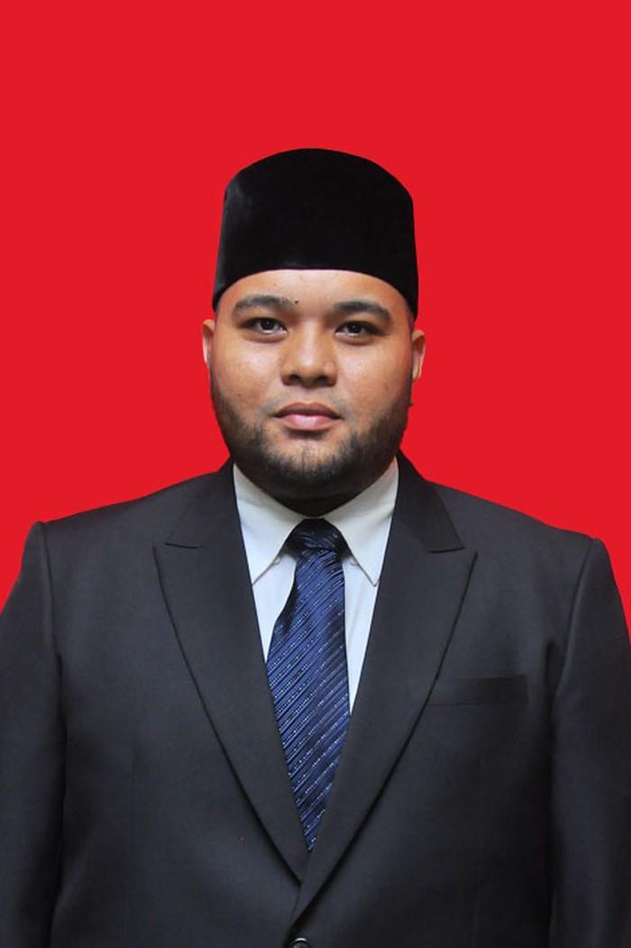 Ketua Komisi E DPRD Sumut Dimas Tri Adji (dok. Website DPRD Sumut)