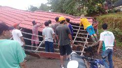 Lima Rumah Warga di Bengkulu Rusak Berat Diterjang Puting Beliung