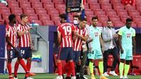 Atletico Madrid Punya Tukang Pukul dan Tukang Gigit