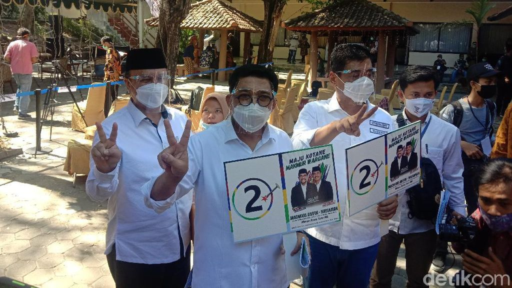 Cawali Surabaya Machfud: Saya Tak Akan Merampok Suara