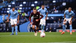 Man City vs Leicester: Tiga Penalti, The Foxes Menang 5-2