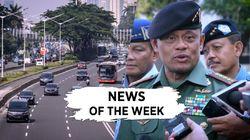 News of the Week: Gatot Dicopot Gegara Nobar PKI, Indonesia Resesi