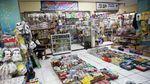 Pedagang di Pasar Gembrong Baru Terdampak Pandemi COVID-19