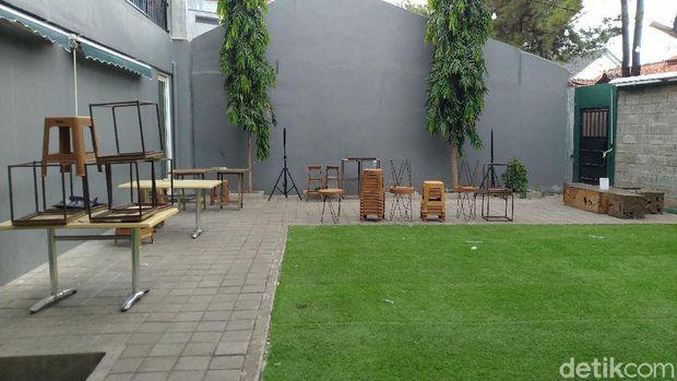 Pemilik Broker Coffee and Roastery di Bekasi (Sachril/detikcom)