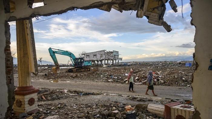 Bencana gempa dan tsunami meluluhlantakkan kawasan Palu, Sigi, dan Donggala, 28 September 2018 silam. Seiring berjalannya waktu seperti apa kondisinya saat ini?