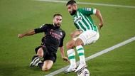 Betis Bukan Cuma Hadapi Real Madrid tapi Juga Kartu Merah dan VAR