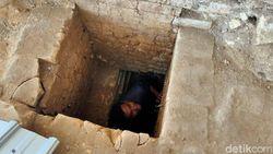 Misteri Lubang Sumuran Situs Candi Patakan: Tempat Sembunyi Raja Airlangga?