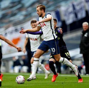 Babak Pertama Spurs Vs Newcastle, Skor Sementara 1-0