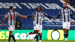 West Bromwich Vs Chelsea: The Blues Tertinggal 0-3 di Babak Pertama