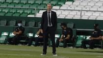 Zidane Tidak Akan Dipecat Seandainya Madrid Kalah di El Clasico