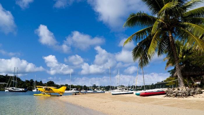 Keindahan alam Vanuatu