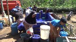 22 Desa di Enam Kecamatan Lumajang Krisis Air Bersih