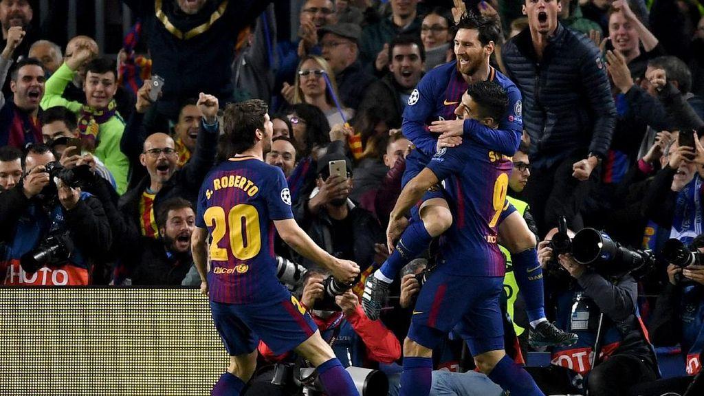 Soal Suarez, Wajar Saja Messi Kritik Barca