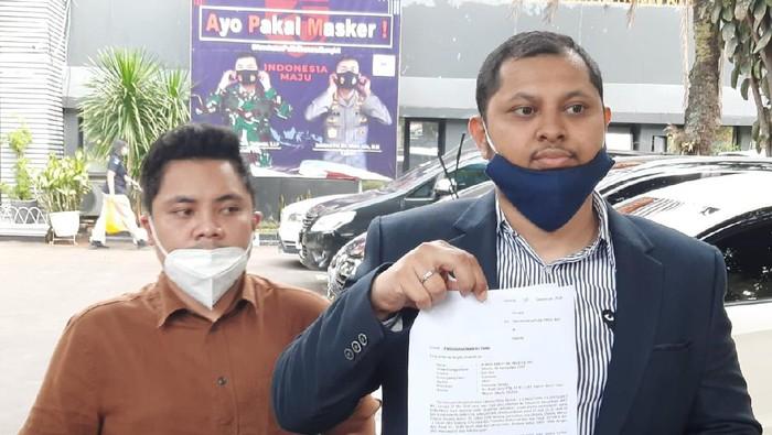 Ahok resmi cabut laporan soal penghinaan di Polda Metro Jaya