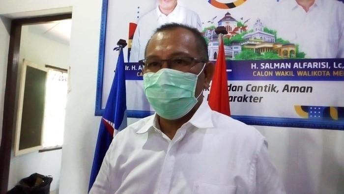 Akhyar Nasution (Datuk Haris-detikcom)
