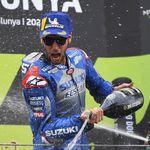Alex Rins di MotoGP Catalunya: Start ke-13, Finis di Podium 3