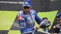 Alex Rins di MotoGP Catalunya: Start ke-13, Finis di Podium 3