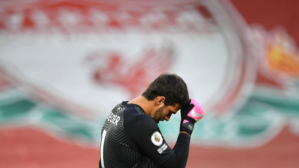 Liverpool Vs Arsenal, Thiago dan Alisson Mungkin Absen