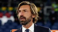 Pirlo: Juventus Alami Kemunduran