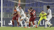 Video Roma Vs Juventus Imbang, Ronaldo 2 Gol