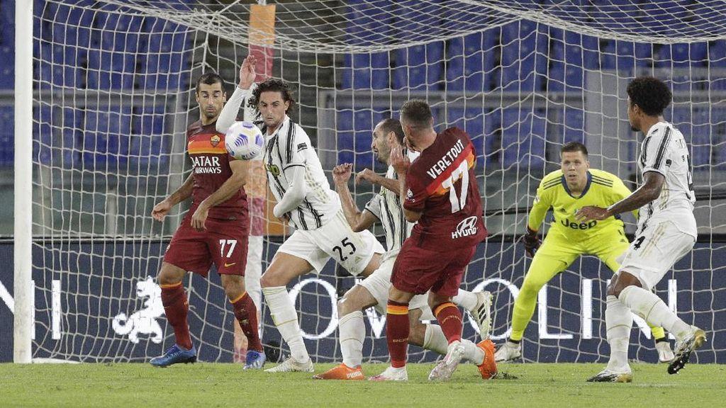 Roma Vs Juventus: Serigala Ibu Kota Kurang Buas