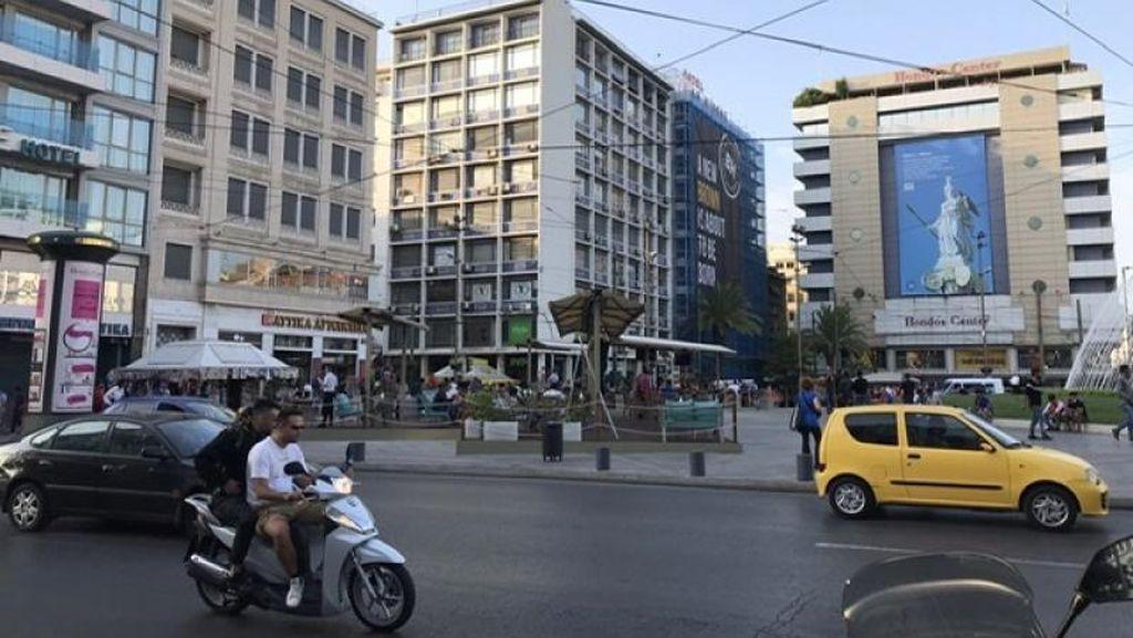 Kasus Corona Meningkat, Yunani Kembali Lockdown Nasional