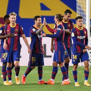 Barcelona Vs Villarreal: Messi Cs Tenggelamkan Kapal Selam Kuning 4-0