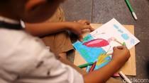 Belajar Menggambar Ala Maestro Tino Sidin