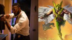 Proyek Film Black Adam Kehadiran Hawkman, Ini Pemerannya