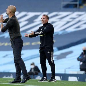 Man City Juara Premier League, Brendan Rodgers Kasih Pujian