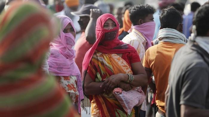 India Telah Catat 6 7 Juta Kasus Corona Dan 104 Ribu Kematian