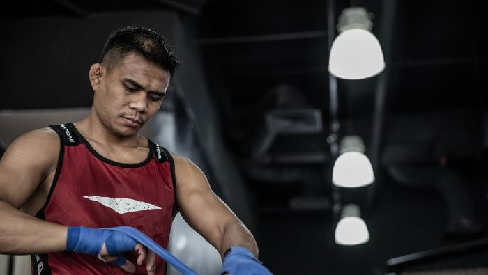 Petarung Eko Roni Saputra