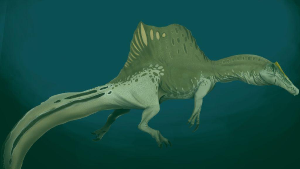 Temuan Ribuan Gigi Dinosaurus Ungkap Keberadaan Monster Sungai