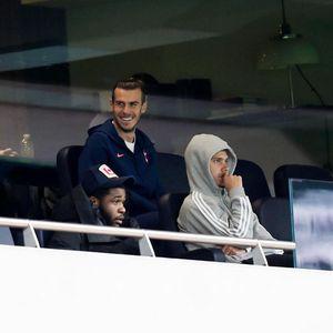 Gareth Bale Tersenyum Lagi