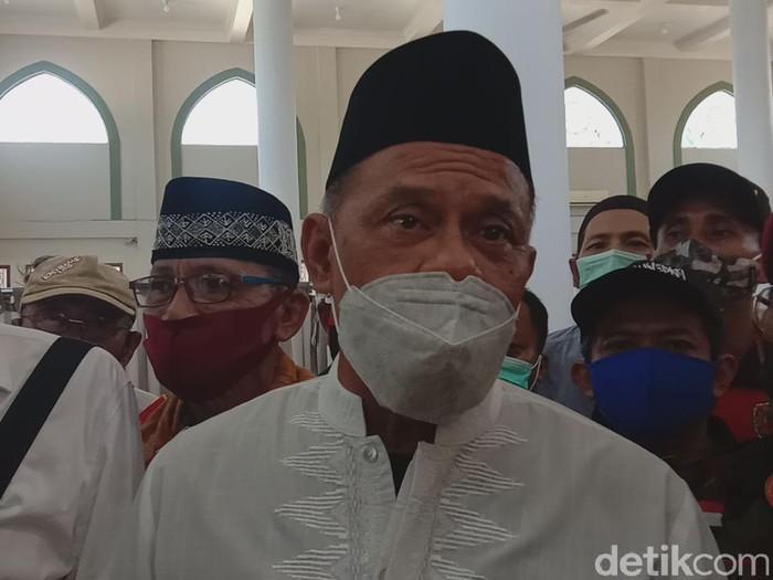 Acara Koalisi Aksi Menyelamatkan Indonesia (KAMI) Jawa Timur batal digelar di Gedung Juang 45 Surabaya. Acara tersebut mendapat penolakan dari massa Koalisi Indonesia Tetap Aman (KITA).