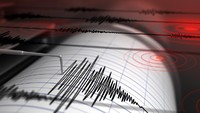 Gempa 7,1 M Guncang Timur Laut Sulut